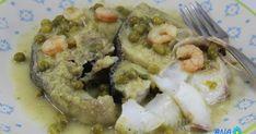 Bacalao olla gm bacalao en salsa verde con olla gm