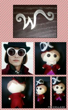 Willy Wonka :)