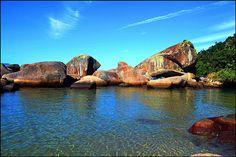 Piscina Natural - Trindade - Paraty  BRAZIL