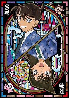 Manga Detective Conan, Detective Conan Shinichi, Ran And Shinichi, Kudo Shinichi, Conan Movie, Detektif Conan, Boruto Rasengan, Anime Disney, Anime Manga