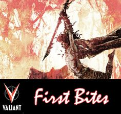First Bites: Valiant's Savage #2 - http://www.eatyourcomics.com/2016/11/07/first-bites-valiants-savage-2/  #Comics, #PressReleases, #Previews, #Valiant