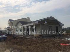 prefabricated steel building Steel Buildings, Prefab, Second Floor, Steel Frame, Villa, China, Flooring, Mansions, House Styles