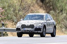 2016 Audi Q5 spotted - first pictures | Autocar