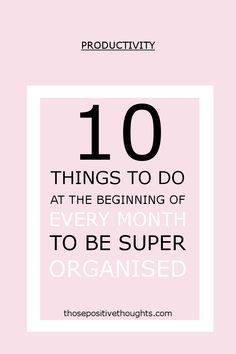 Organization tips | productivity tips #organizing