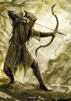 The_Hobbit_The_Desolation_of_Smaug_Concept_Art_Mirkwood_Elf_03_NK