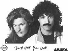 Hubby won tickets to see Hall and Oates. Great show--we even managed to win another pair of tickets for my folks to go.