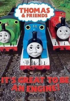 Thomas & Friends: It's Great to be an Engine - YouTube