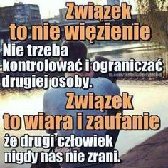 Związek to nie więzienie Motto, Thoughts And Feelings, Religious Quotes, Word Art, Personal Development, Self Love, Wise Words, Health Fitness, Wisdom
