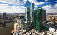 Russia capital city | Moscow-City - Russia Now