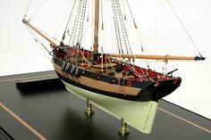 Ship Models by American Marine Model Gallery Scale Model Ships, Scale Models, Model Sailboats, Model Warships, Model Sailing Ships, Wooden Model Boats, Ship In Bottle, Model Ship Building, Best Boats