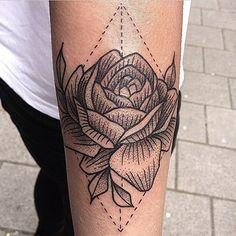 Susanne König tatuering