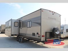 New 2017 Forest River RV Cherokee 274VFK Travel Trailer At Fun Town