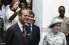 Queen Elizabeth, 1980s