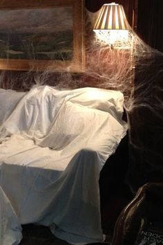 Spandex Push Out Haunted House Scare I Remember Halloween
