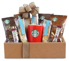 Starbucks Coffee Morning Gift Box Sweepstakes - Kudosz Gift... sweepstakes IFTTT reddit giveaways freebies contests