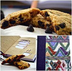 Domenica + Las Hormigas | Sorteo Día de la Madre | Premio: 12 cookies con chips de chocolate + cuaderno artesanal.