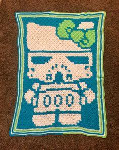 #stuffimake #yarnnerd #crochetcrazy #graphgan #hellokitty #stormtrooper #jennpatel365