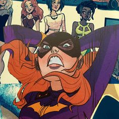 Discover & share this DC Comics GIF with everyone you know. GIPHY is how you search, share, discover, and create GIFs. Dc Batgirl, Batwoman, Nightwing, Arte Dc Comics, Batman Comics, Character Drawing, Comic Character, Batgirl Of Burnside, Drawing Practice