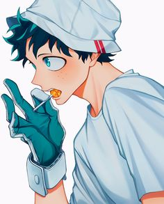 Izuku Midoriya // Boku no hero Academia – credits to the artist: Izuku Midoriya // Boku kein Held Academia – Credits des Künstlers: @ My Hero Academia Episodes, My Hero Academia Shouto, Hero Academia Characters, Anime Boys, Cute Anime Guys, Deku Anime, Deku Boku No Hero, Villain Deku, Image Manga