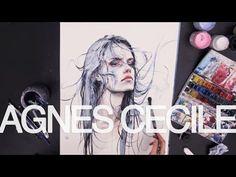 Music: obstinate impasse - Emiliano Ercoli https://www.facebook.com/ercoliemiliano watercolor, ink, acrylic, pencil and pen on watercolor paper (300g) 45cm x...
