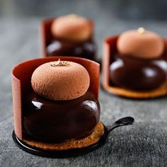 284 mentions J'aime, 1 commentaires – Academy of PastryArts Malaysia ( Mini Desserts, Small Desserts, Gourmet Desserts, Chocolate Desserts, Just Desserts, Delicious Desserts, Dessert Recipes, Weight Watcher Desserts, Decoration Patisserie
