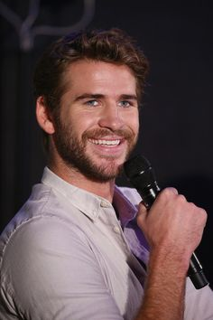 Liam Hemsworth at the Zurich Film Festival for The Dressmaker