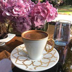 """656 Beğenme, 24 Yorum - Instagram'da @benimkahvem: """"Akşam kahvesi ☕️"""""""