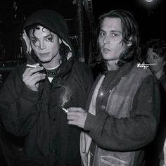 Johnny Depp Fans, Young Johnny Depp, John Depp, Thriller, Bon Film, Back In The 90s, Z Cam, Tribute, Michael Jackson Bad