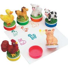 Farm Animal Stamper