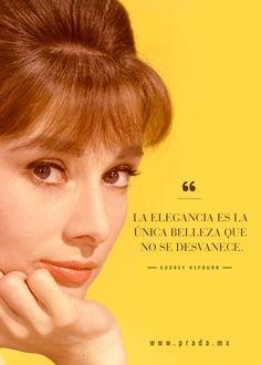 © Una emoción evocada en los ojos del espectador.  #AudreyHepburn #fashionista #quote