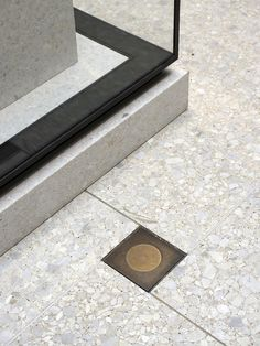 Metal detail - Neues Museum, Berlin - David Chipperfield Architects. Photo: Julian Weyer.