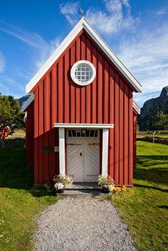 Vareid, Nordland Fylke, Norway