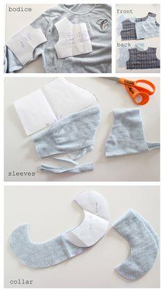 Baby Dress Coat - delia creates