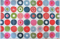 Bengt & Lotta candy pattern: Such a bright fun pattern