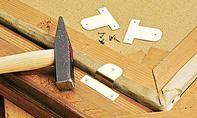 Öl-Gemälde restaurieren: Schritt 10 von 11 Palette Knife, Canvas Frame, Picture Frame