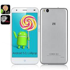 ZTE Blade S6 Android 5.0 Smartphone - 4G, 5 pulgadas de pantalla 1280x720, Qualcomm MSM8939 64 Bit Octa Core CPU de 1,5 GHz, 2 GB de RAM , http://www.amazon.es/dp/B00TO27ONQ/ref=cm_sw_r_pi_dp_GFDpvb064SQVH