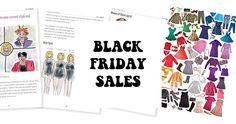 Black Friday discounts: Get our style course and The Private stylist programme at huge discounts! | 40plusstyle.com