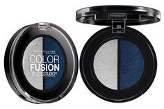 Maybelline's Color Fusion shadows feel like creams, but apply like powders. Not only do they feel weightless, but the color payoff is crazy intense. You almost can't believe they came from a drugstore.Maybelline Color Fusion, $7.99, available mid-January at Ulta.  #refinery29 http://www.refinery29.com/new-drugstore-beauty-products-2015#slide-17