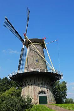 Molen 'Prins van Oranje' (Walmolen in Buren).