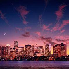 Where To Go For Boston Skyline Views