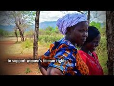 We want African women farmers front and center of debates on agriculture and #foodsecurity, so we embarked on an initiative to support #womensrights, agriculture, and advocacy training in Burkina Faso, Kenya, and Uganda.