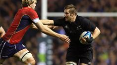 Richie McCAW -  For the best rugby gear check out http://alwaysrugby.com
