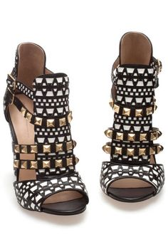 These Zara studded sandals are a must