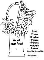 Memorial Day Handwriting Worksheet- Free Printable