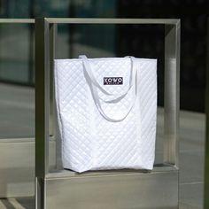 white shopper bag Kowo Warsaw