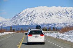 Alaska Highway (aka Alcan Highway) by minivan. Inside Passage aboard Alaska Marine Highway System. Cheap Travel. Cheap Cruise and Cruising. Affordable Alaska Cruise / Cruiseship. Minivan camping. Minivan Life. Van Life.