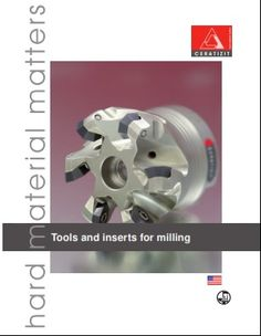 CERATIZIT Catalogues Turning Milling Threading Drilling - CNC machinists can freely download CERATIZIT cutting tools catalogues from CERATIZIT website, available in multiple languages.