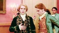 interview with the vampire 80s Movies, Movie Tv, Lestat And Louis, Queen Of The Damned, The Vampire Chronicles, Hollywood Lights, Interview With The Vampire, John Malkovich, American Psycho