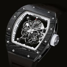 Richard Mille White Legend