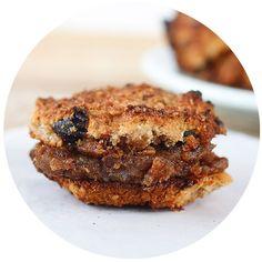Cookies de Ameixa e Coco - Presunto Vegetariano